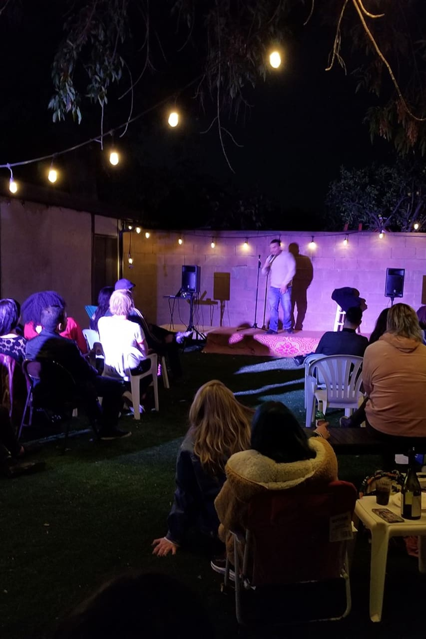 The Workaholics House Comedy Jam!