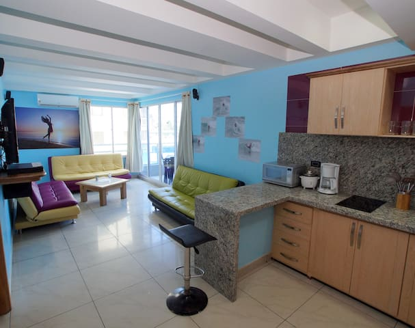 Nice apartment for couples or families
