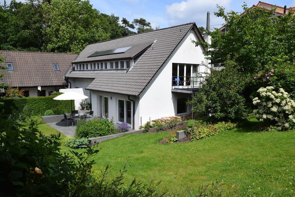 architektenhaus in hohwacht ostsee h user zur miete in hohwacht schleswig holstein deutschland. Black Bedroom Furniture Sets. Home Design Ideas