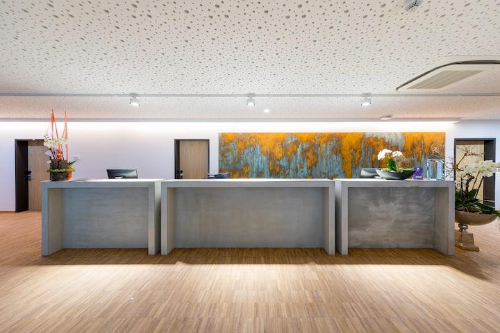 mk | hotel rüsselsheim - Doppelzimmer Standard