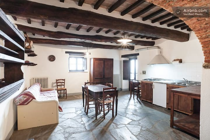 Arco, comfortable and large loft - Sansepolcro - Loft