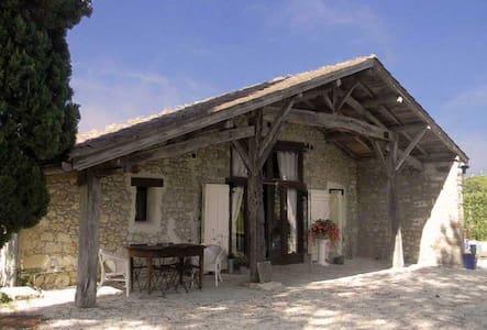 La Grange, a beautiful barn with fabulous views - Saint-Aubin