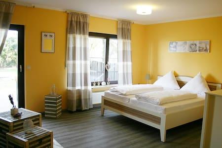 Gemütliche und neue Ferienwohnung - Grünstadt - Daire