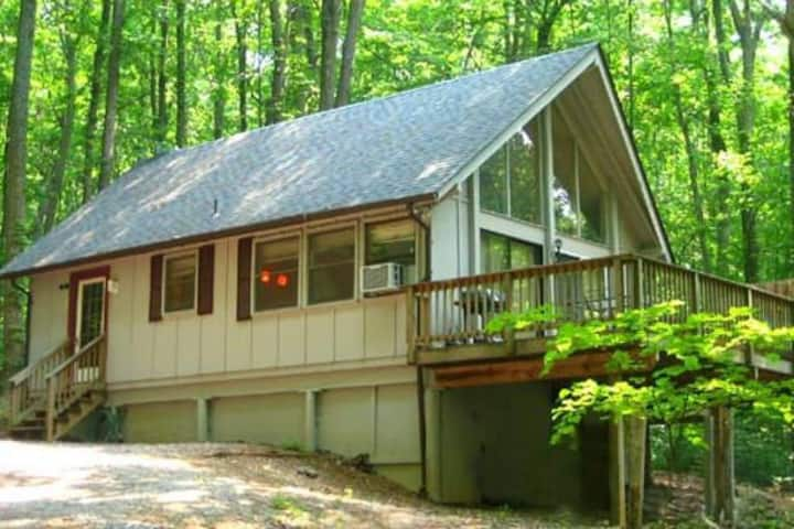 Hot Tub Heaven #3 - Vacation Cabins for Rent in Linden, Virginia