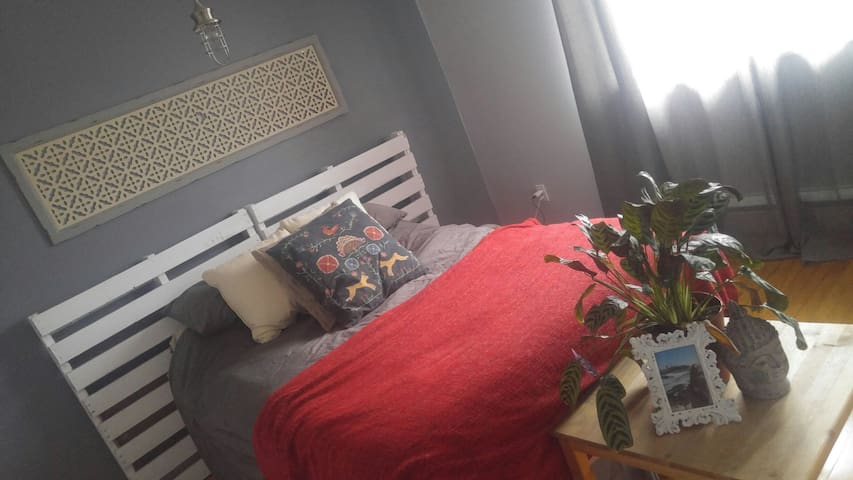 Grand logement à Montréal - Montreal - Apartamento