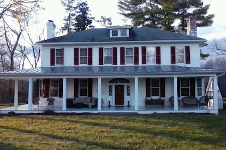Historic home near Winchester VA - Boyce