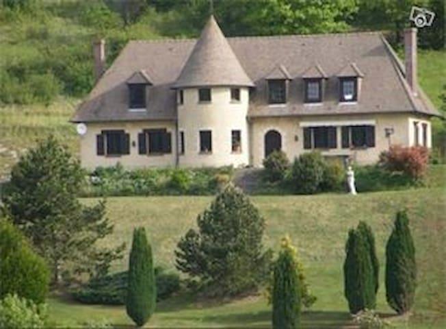 chambre d'hote zen  avec piscine chauffee - Jouy-sur-Eure - 家庭式旅館