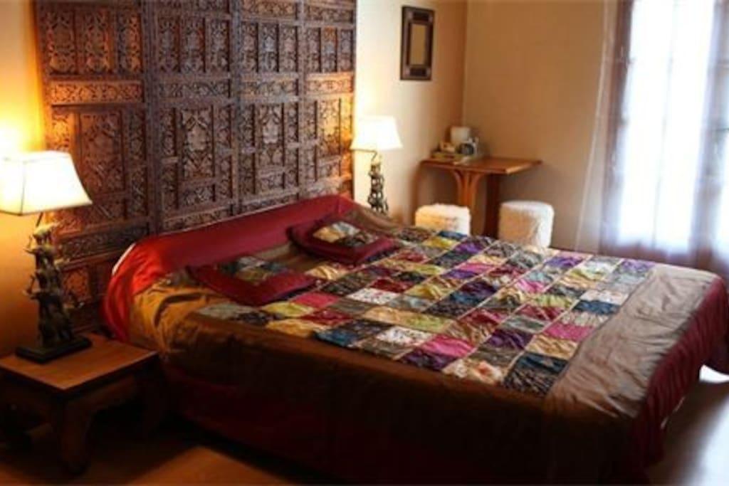 Chambre d 39 hote zen avec piscine chauffee pousadas para - Chambre d hote avec piscine chauffee ...