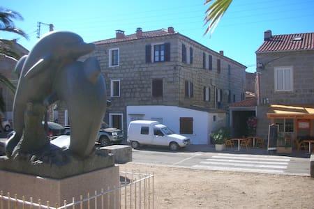 Corse du sud. Appartement 2 pièces  - Pianottoli-Caldarello - Flat