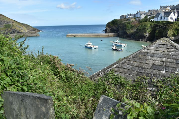 Hidden gem on the beach - Port Isaac - บ้าน