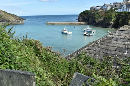 Hidden gem on the beach - Port Isaac - House