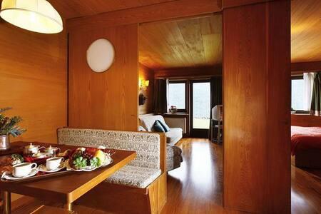 SETTIMANA A CORTINA SUITE HOTEL 4 S - Cortina d'Ampezzo - Other