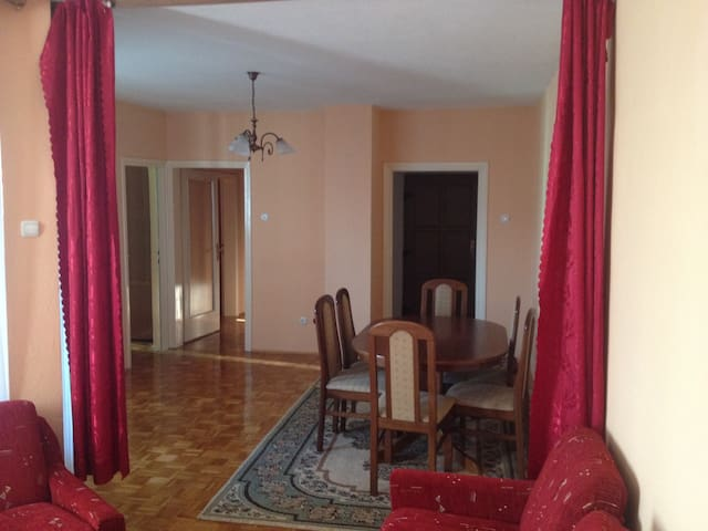 Comfortable flat in Bihac - Bihać