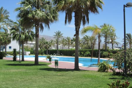CastellPlaya 1 luxury apartment - Castell de Ferro