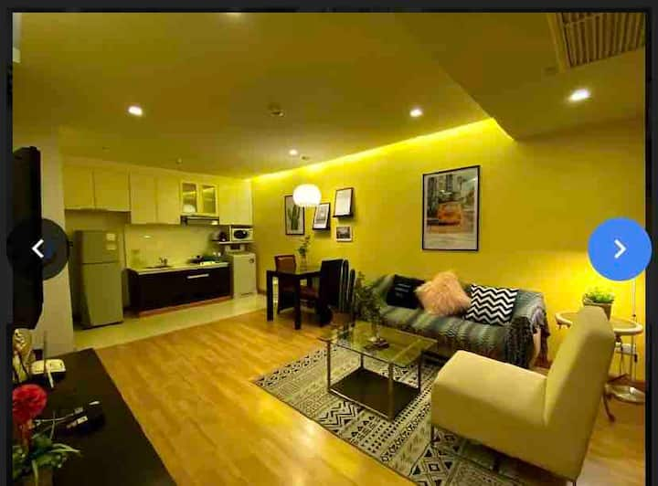 P Residence service apartment