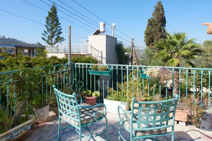 Garden of Eden in Ein Karem - Jerusalem - Apartment
