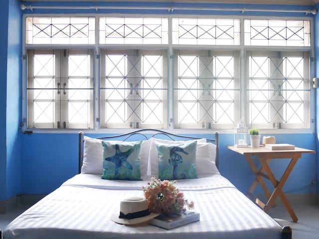 Cozy room2A@sukhumvit 3minto Bts onnut