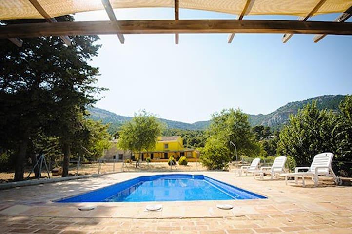 Casa Rural Casas del Francés - Zarzadilla de Totana - Casa