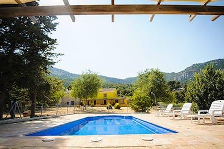 Casa Rural Casas del Francés - Zarzadilla de Totana - Talo