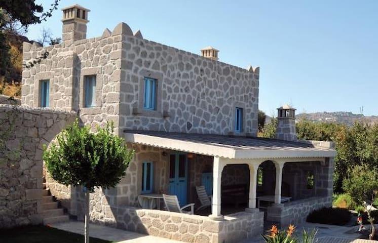 Yarbasan Evleri- Taş Villa
