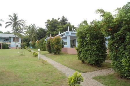 @MyHome Resort Bangsaphan - Bungalow