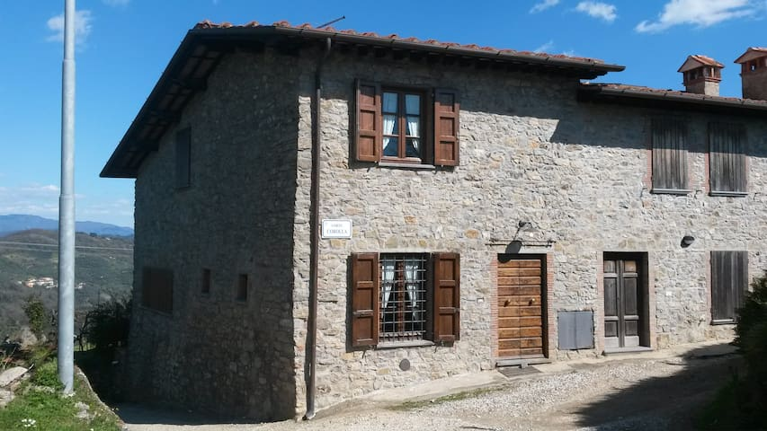 "Countryhouse ""La Vigna"" - Camaiore - Haus"