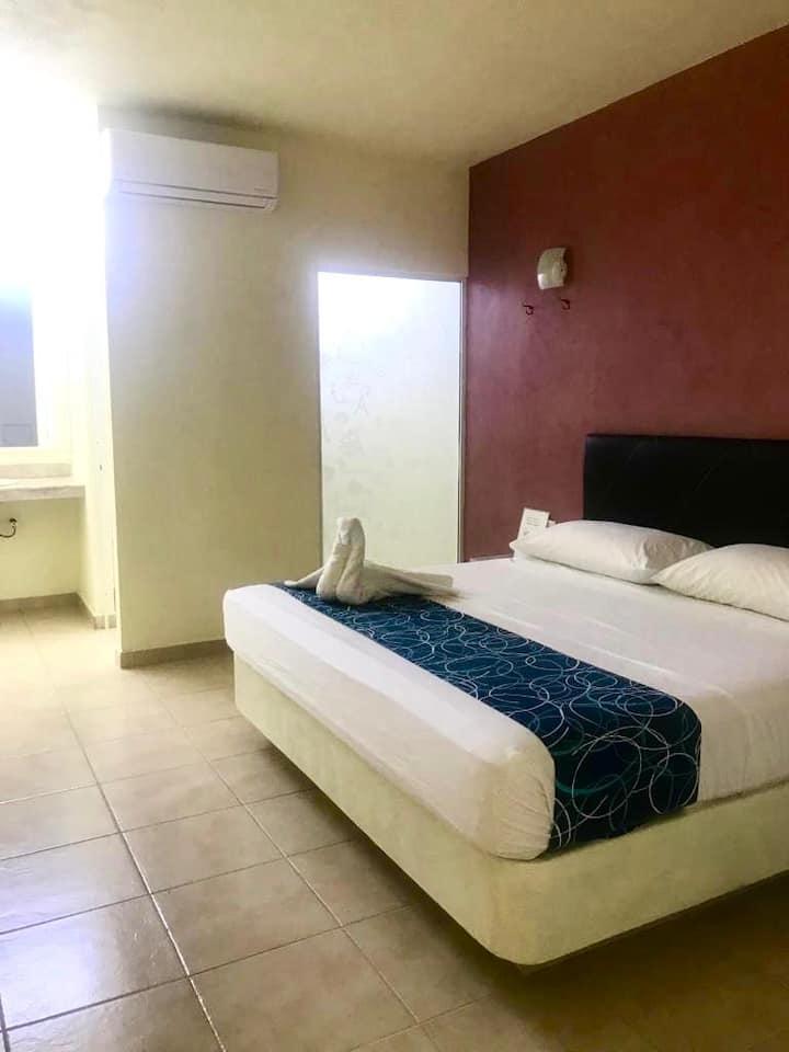 Hotel María Bonita: en el corazón de Manzanillo