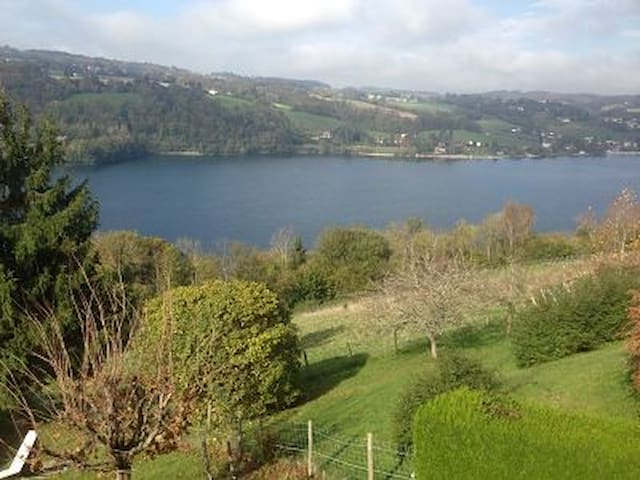 maison à la campagne, lac paladru - Valencogne - Hus