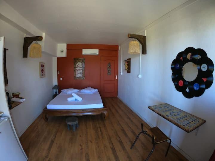 Le Zinzin Chambres d'hôtes - Chambre Malgache