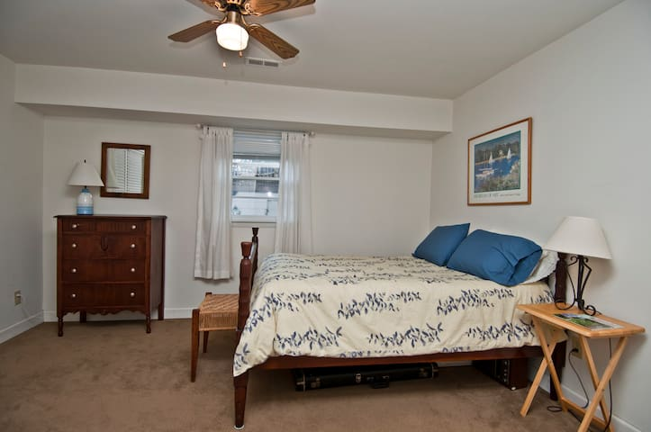 Suite near NC State & downtown
