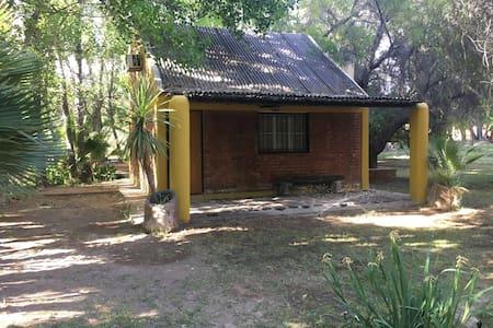 Cabaña en Ullum para 6 personas - Casa de Campo. - Ullum - Blockhütte