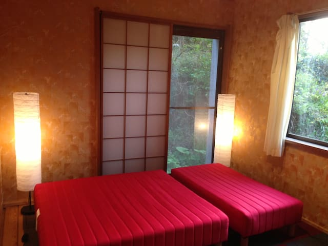 Good garden view room