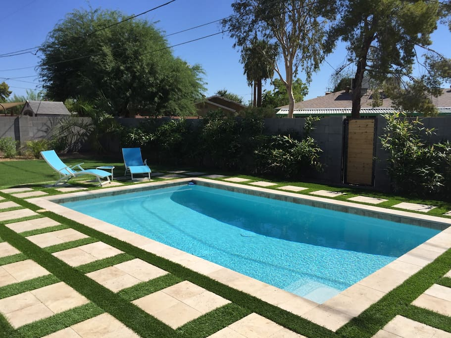 Brand New 20 foot by 12 foot pool