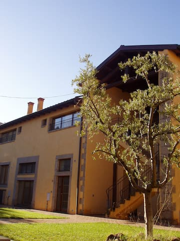 Flat in Tuscany for relax and culture - Castel del piano - Appartement