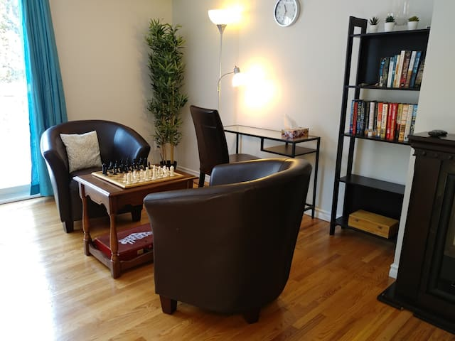 Townhome to Share - Private Room B (Monthly)