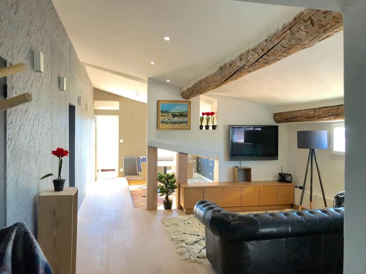 Apartment with a Cours Mirabeau view
