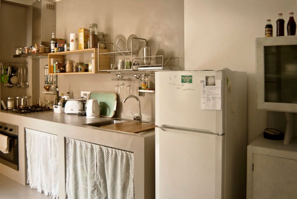 main room_kitchen