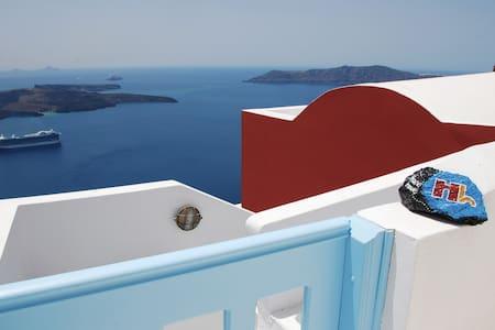 Santorini Hara's Houses - Studio 2 - Thira - Haus