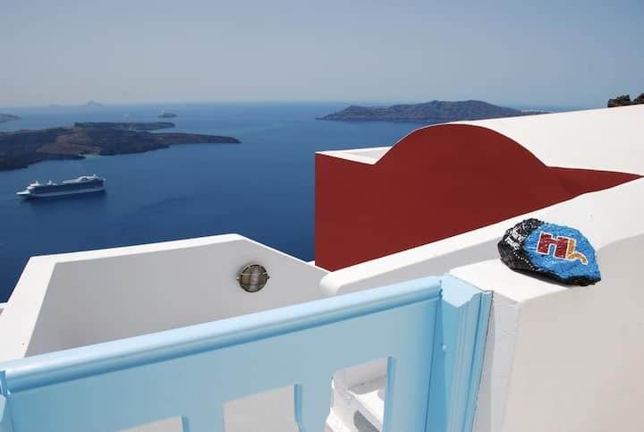 Santorini Hara's Houses - Studio 2