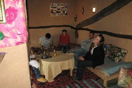 bivouac family smanino - Mhamid