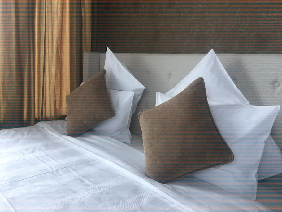 Organic and fresh linens for your bed
