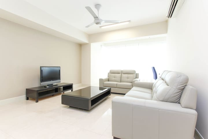 Luxury in  Mid Valley Kuala Lumpur - Medan Syed Putra Utara - Huoneisto