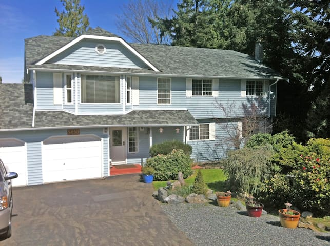 LEVEL ENTRY SUITE IN BEAUTIFUL NORTH END NANIMO - Nanaimo - Daire