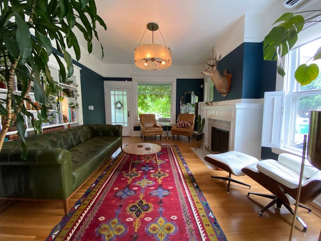 Peaceful oasis in the heart of Nob Hill