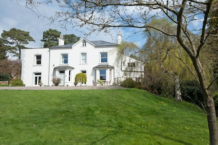 Brooklands luxury two bedroom suite - Abergavenny - Inap sarapan