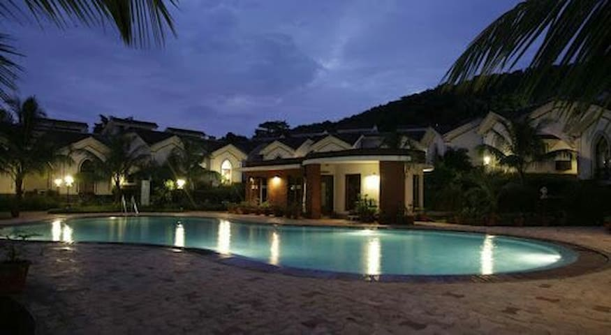 Beautiful 1 BHK Apartment in Goa - Baga - Apartamento