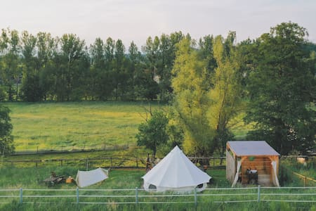 Glamping retreat-comfortable & relaxing