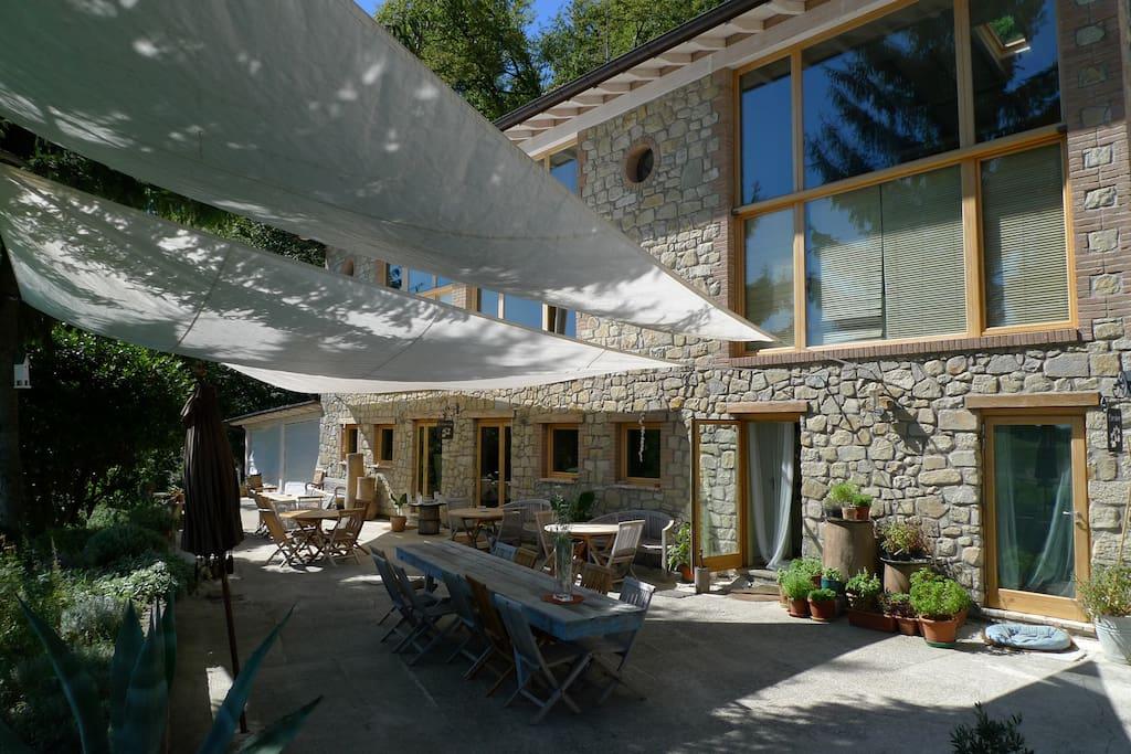 Agriturismo due papaveri bed breakfasts te huur in for Agriturismo asiago con piscina