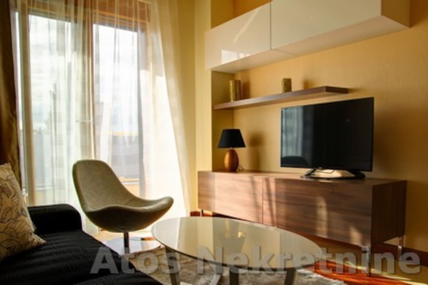 Modern One Bedroom Apartment in center, Podgorica