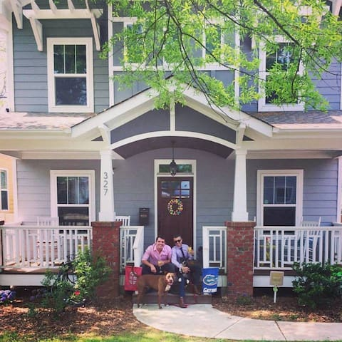 Beautiful home in quiet, central neighborhood